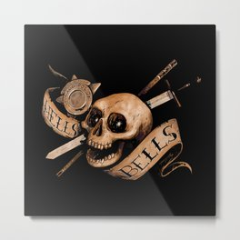 Hell's Bells Metal Print