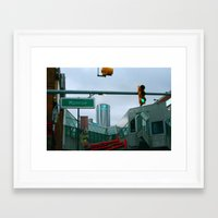 renaissance Framed Art Prints featuring Renaissance  by Alex Delker