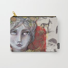 Nature Study by Jane Davenport Carry-All Pouch