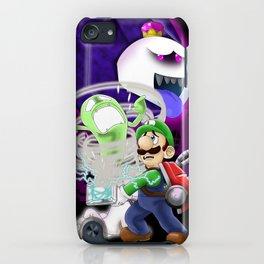 Luigi's Mansion: Dark Moon iPhone Case
