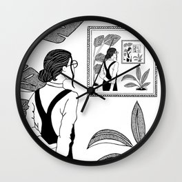 On being the real one Wall Clock