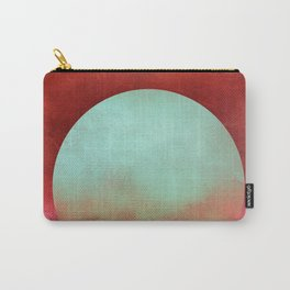 Circle Composition X Carry-All Pouch