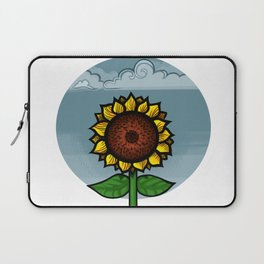 kitschy sunflower Laptop Sleeve