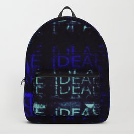 iDeal - Blue Steel - iDeal Multi-layer Backpack