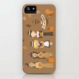 We are Blessed iPhone Case
