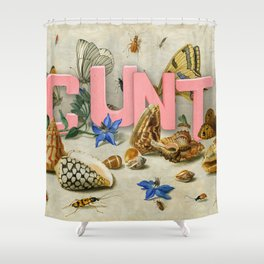 Cunt II Shower Curtain