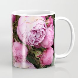 Victorian Roses Coffee Mug