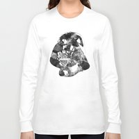 vader Long Sleeve T-shirts featuring Vader by DanielBergerDesign