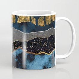 Midnight Desert Moon Coffee Mug