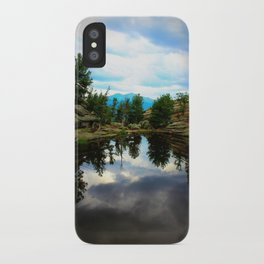 Gem Lake iPhone Case