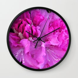 Nearly Out Wall Clock
