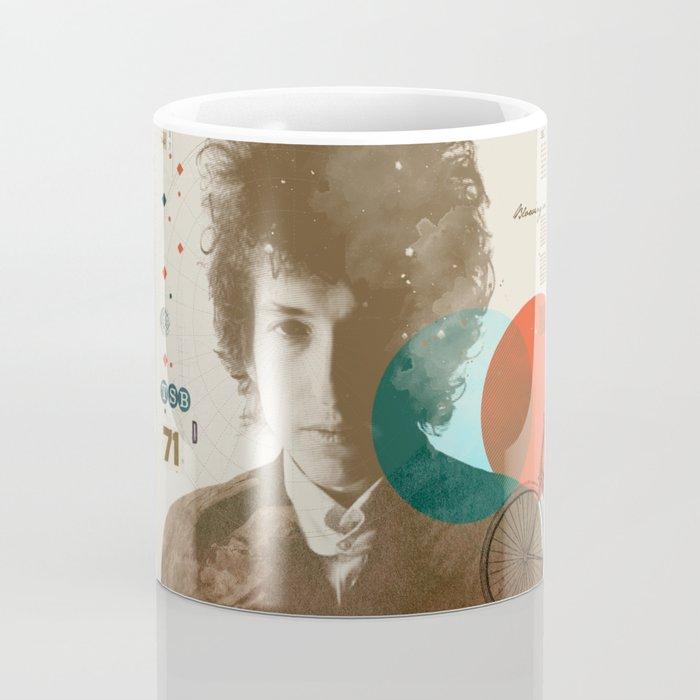 Bob Dylan Coffee Mug