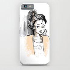 Frenchy Girl iPhone 6s Slim Case