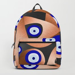 The Uknown Evil Eye Backpack