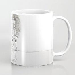 first steps in new path Coffee Mug