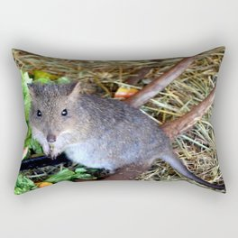 Potoroo Rectangular Pillow
