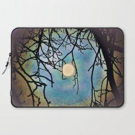 eerie moon Laptop Sleeve