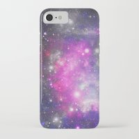 universe iPhone & iPod Cases featuring Universe by haroulita