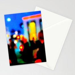 LA at Night Stationery Cards