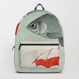 Umbrella Goldfish Backpack