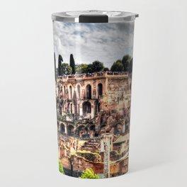 Ancient Rome Travel Mug