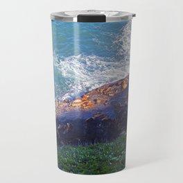 Sea Lion Caves Travel Mug