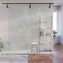 Cracked Crystal Marble Texture Wall Mural