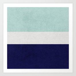ocean classic Art Print