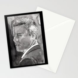 Rupert Graves as Inspector Lestrade Stationery Cards