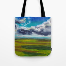 Valley of Florin Tote Bag