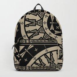 Ancestors (Black Gray) Backpack