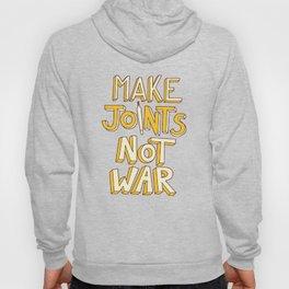 make J not war Hoody