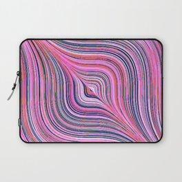 Electric Field Art XXX Laptop Sleeve