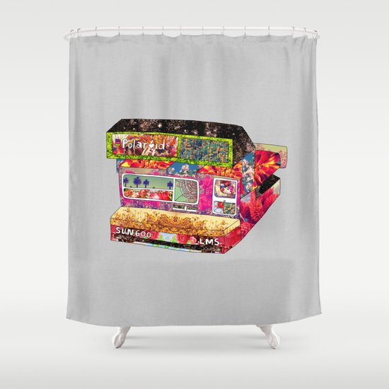 Instant Picture This Shower Curtain