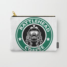 Rattlehead Coffee Carry-All Pouch