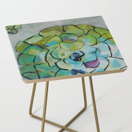 Succulent Side Table