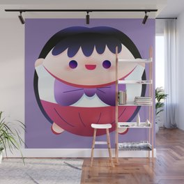 Too Much Candy Series - Sailer Mars Wall Mural