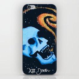 Tarotverse Deck: Death Tarot Card iPhone Skin
