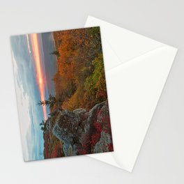 Autumn Dolly Sods Sunrise Stationery Cards