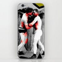 boys iPhone & iPod Skins featuring Boys Will Be Boys by AF Knott