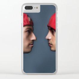 Tyjo Clear iPhone Case
