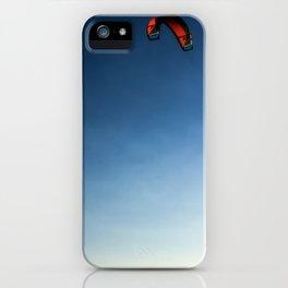 Parakite Solo (summer 1) iPhone Case