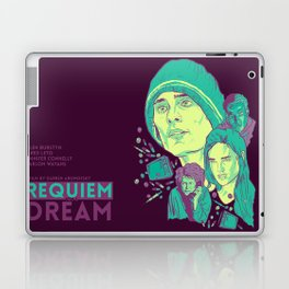 Requiem For A Dream Laptop & iPad Skin