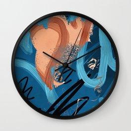 I Love You Jody No. 1 Wall Clock