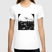 airplane T-shirts featuring airplane by Anand Brai