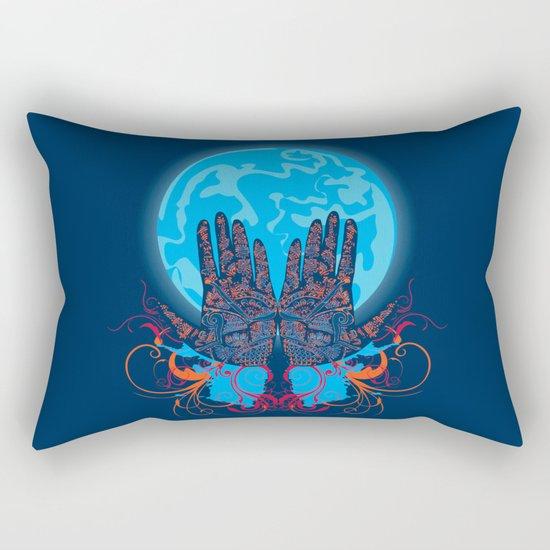 Mystery Rectangular Pillow