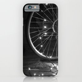 Hope in the Spokes iPhone Case