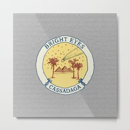 Bright Eyes - Cassadaga Metal Print