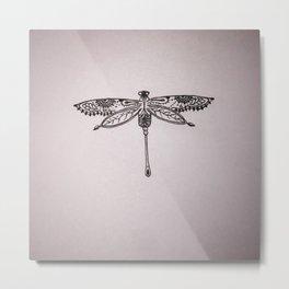 an imprint Metal Print