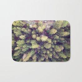 Aerial Wilderness Bath Mat